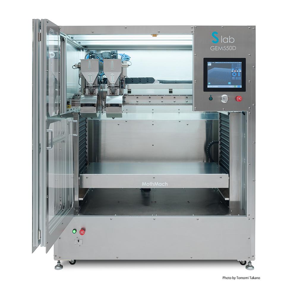 ペレット式 3Dプリンター