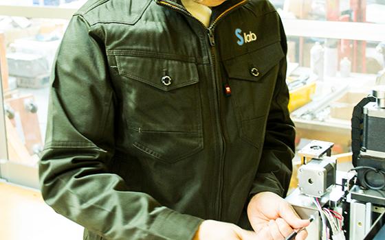 エスラボは京都にある3Dプリンター制作会社です